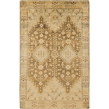 Surya Maiden MAI7000-811 Hand Knotted Rug, 8' x 11' Rectangle