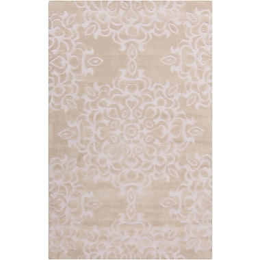 Surya Mamba MBA9013-811 Hand Tufted Rug, 8' x 11' Rectangle