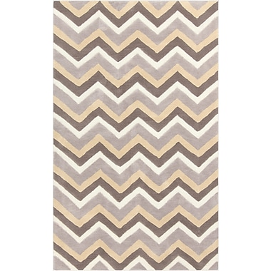 Surya Mamba MBA9032-58 Hand Tufted Rug, 5' x 8' Rectangle