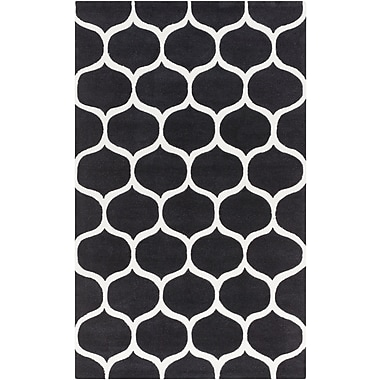 Surya Mamba MBA9059-811 Hand Tufted Rug, 8' x 11' Rectangle
