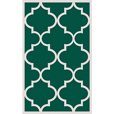 Surya Mamba MBA9061-23 Hand Tufted Rug, 2' x 3' Rectangle