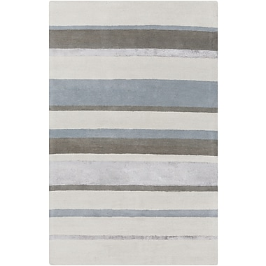 Surya GlucksteinHome Manor MNR1003-811 Hand Tufted Rug, 8' x 11' Rectangle