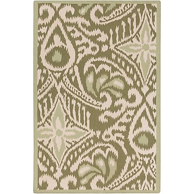 Surya KD Spain Marseille MRS2007-58 Hand Woven Rug, 5' x 8' Rectangle