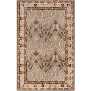Surya Mentone MTO7000-58 Hand Tufted Rug, 5' x 8' Rectangle