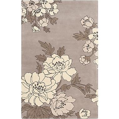 Surya Florence Broadhurst Mount Perry MTP1000-811 Hand Tufted Rug, 8' x 11' Rectangle