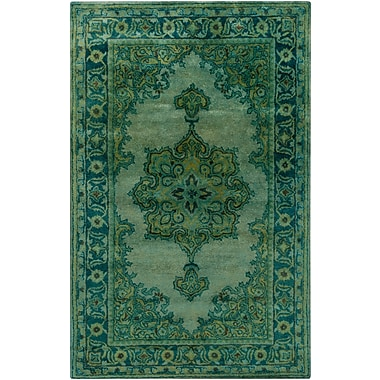 Surya Mykonos MYK5009-23 Hand Tufted Rug, 2' x 3' Rectangle
