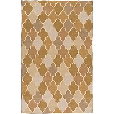 Surya Nia NIA7006-58 Hand Woven Rug, 5' x 8' Rectangle