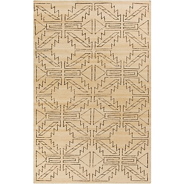Surya Pueblo PBL6000-5686 Hand Knotted Rug, 5'6
