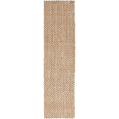 Surya Reeds REED804-811 Hand Woven Rug, 8' x 11' Rectangle