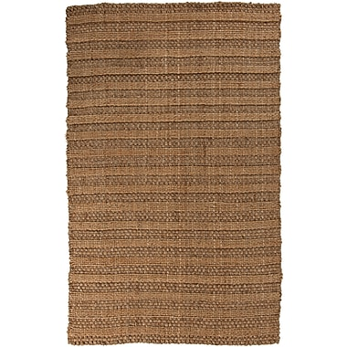 Surya Reeds REED834-811 Hand Woven Rug, 8' x 11' Rectangle