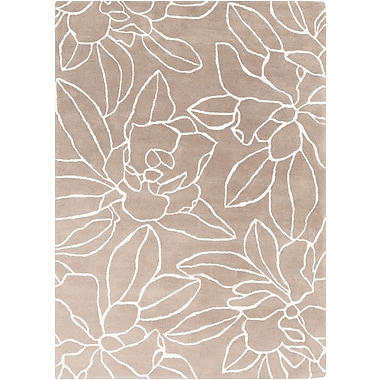 Surya Sanderson SND4516-23 Hand Tufted Rug, 2' x 3' Rectangle