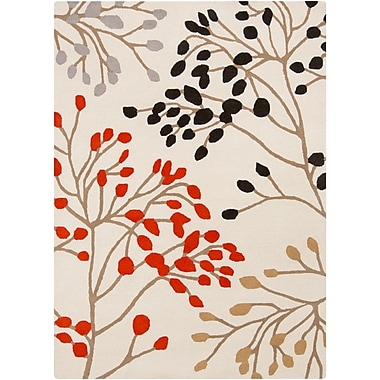 Surya Sanderson SND4523-23 Hand Tufted Rug, 2' x 3' Rectangle