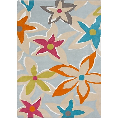 Surya Sanderson SND4526-811 Hand Tufted Rug, 8' x 11' Rectangle