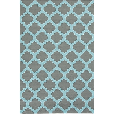 Surya Storm SOM7750-23 Hand Hooked Rug, 2' x 3' Rectangle