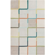 Surya Theory THY5001-811 Hand Tufted Rug, 8' x 11' Rectangle