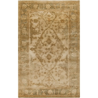 Surya Vintage VTG5236-811 Hand Tufted Rug, 8' x 11' Rectangle