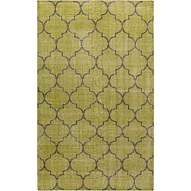 Surya Zahra ZHA4012-23 Hand Knotted Rug, 2' x 3' Rectangle