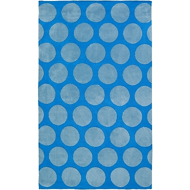 Surya Abigail ABI9063-58 Machine Made Rug, 5' x 8' Rectangle
