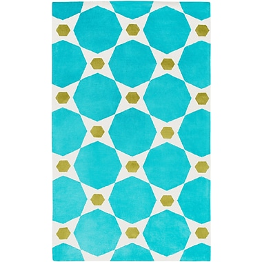 Surya Abigail ABI9065-811 Machine Made Rug, 8' x 11' Rectangle