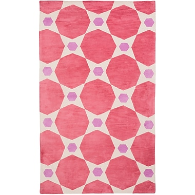Surya Abigail ABI9067-811 Machine Made Rug, 8' x 11' Rectangle