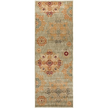 Surya Arabesque ABS3000-2747 Machine Made Rug, 2'7