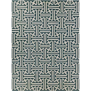 Surya Smithsonian Archive ACH1708-811 Hand Woven Rug, 8' x 11' Rectangle