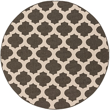 Surya Alfresco ALF9584-53RD Machine Made Rug, 5'3