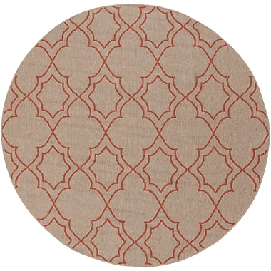 Surya Alfresco ALF9588-RD Machine Made Rug