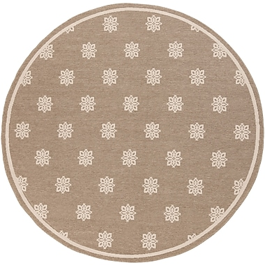 Surya Alfresco ALF9607-73RD Machine Made Rug, 7'3
