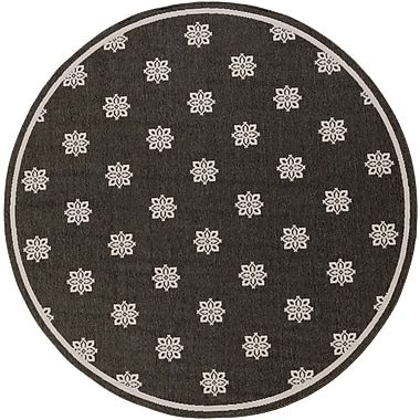 Surya Alfresco ALF9608-73RD Machine Made Rug, 7'3