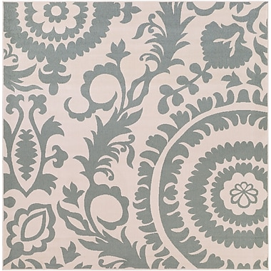 Surya Alfresco ALF9614-89SQ Machine Made Rug, 8'9