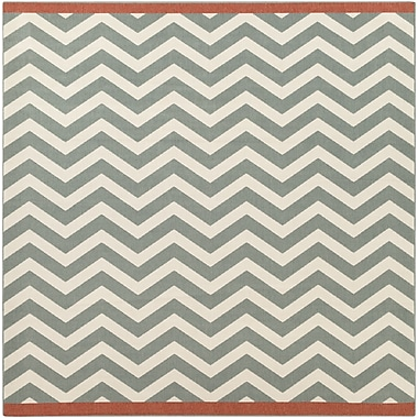 Surya Alfresco ALF9644-89SQ Machine Made Rug, 8'9