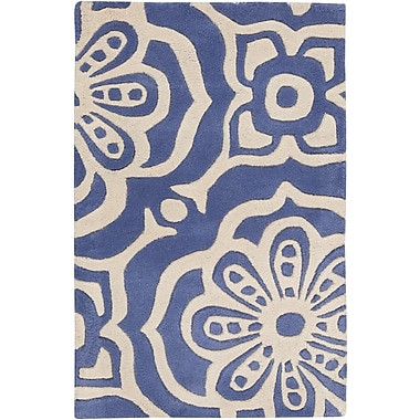 Surya KD Spain Alhambra ALH5004-23 Hand Tufted Rug, 2' x 3' Rectangle