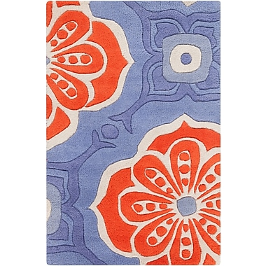 Surya KD Spain Alhambra ALH5006-23 Hand Tufted Rug, 2' x 3' Rectangle