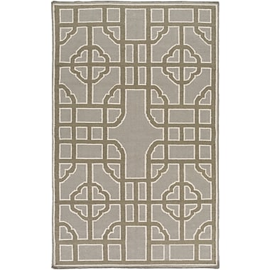 Surya Beth Lacefield Alameda AMD1069-23 Hand Woven Rug, 2' x 3' Rectangle