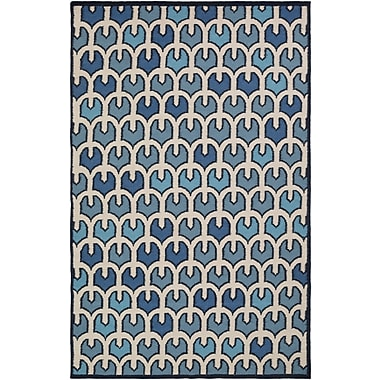 Surya Beth Lacefield Alameda AMD1074-58 Hand Woven Rug, 5' x 8' Rectangle
