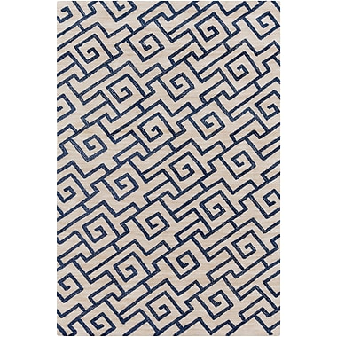 Surya Ameila AME2241-811 Machine Made Rug, 8' x 11' Rectangle