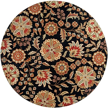 Surya Athena ATH5017-8RD Hand Tufted Rug, 8' Round
