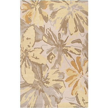 Surya Athena ATH5071-46 Hand Tufted Rug, 4' x 6' Rectangle