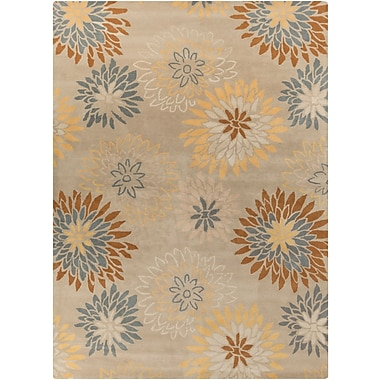 Surya Athena ATH5106-46 Hand Tufted Rug, 4' x 6' Rectangle