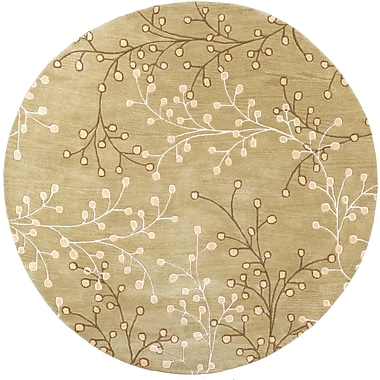 Surya Athena ATH5113-8RD Hand Tufted Rug, 8' Round