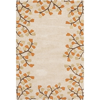 Surya Athena ATH5118-69 Hand Tufted Rug, 6' x 9' Rectangle
