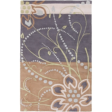 Surya Athena ATH5128-69 Hand Tufted Rug, 6' x 9' Rectangle