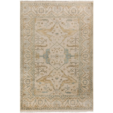 Surya Antique ATQ1000-3656 Hand Knotted Rug, 3'6