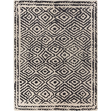 Surya Beth Lacefield Atlas ATS1001-811 Hand Knotted Rug, 8' x 11' Rectangle