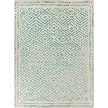 Surya Beth Lacefield Atlas ATS1004-23 Hand Knotted Rug, 2' x 3' Rectangle