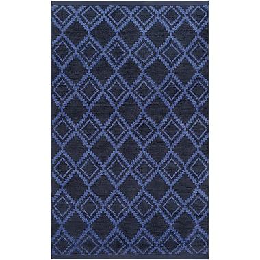 Surya Aztec AZT3015-58 Hand Woven Rug, 5' x 8' Rectangle