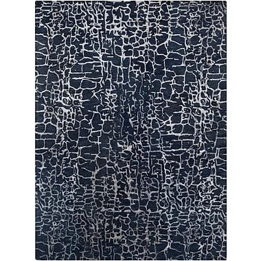 Surya Banshee BAN3306-811 Hand Tufted Rug, 8' x 11' Rectangle