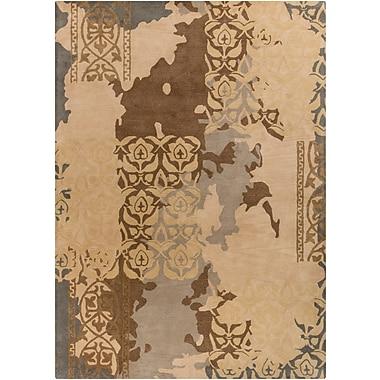 Surya Banshee BAN3334-23 Hand Tufted Rug, 2' x 3' Rectangle