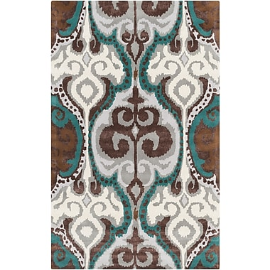 Surya Banshee BAN3350-58 Hand Tufted Rug, 5' x 8' Rectangle